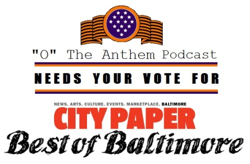 O The Anthem Vote for Us